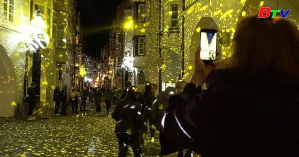 Lễ hội ánh sáng tại Italy