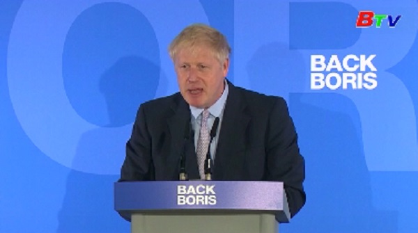 Ông Boris Johnson chiến thắng tại vòng 1 cuộc bầu cử lãnh đạo đảng Bảo thủ