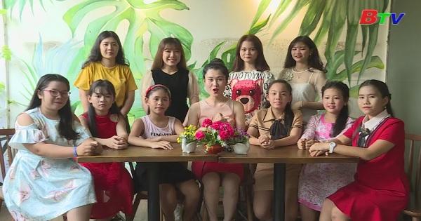 Nhịp cầu thân ái - Giao lưu với Đội Văn nghệ Măng non Đài Phát thanh Truyền hình Bình Dương
