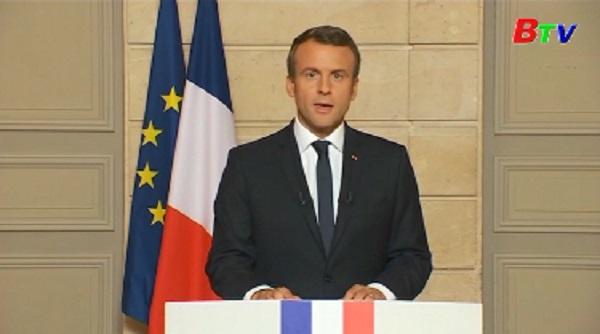 Pháp và Anh lên tiếng về căng thẳng giữa Mỹ và Triều Tiên