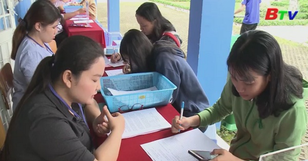 Các trường đại học ở Bình Dương xét tuyển nguyện vọng bổ sung