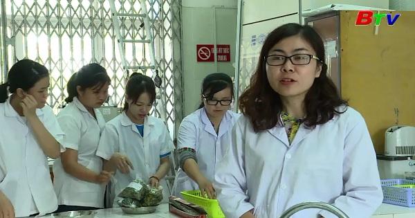 Hoạt động nghiên cứu khoa học của khoa Khoa học Tự nhiên Trường Đại học Thủ Dầu Một