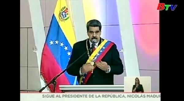 Tổng thống Venezuela cải tổ nội các