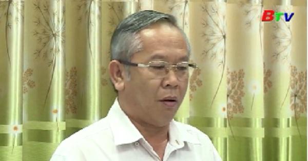 Tỉnh ủy Bình Dương làm việc huyện Bắc Tân Uyên