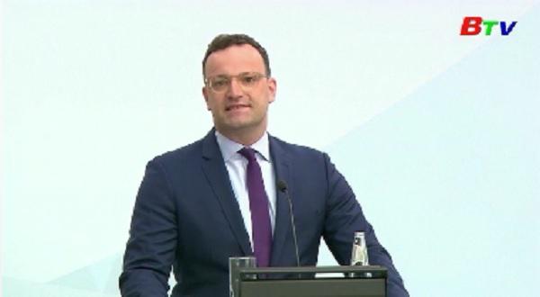Đức hy vọng có vaccine trong vài tháng tới