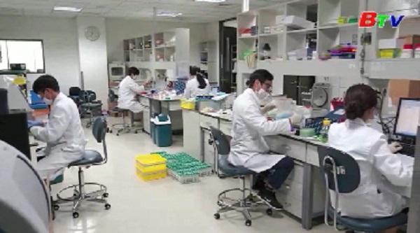 Hàn Quốc tiến hành thử nghiệm lâm sàng vaccine trong năm nay