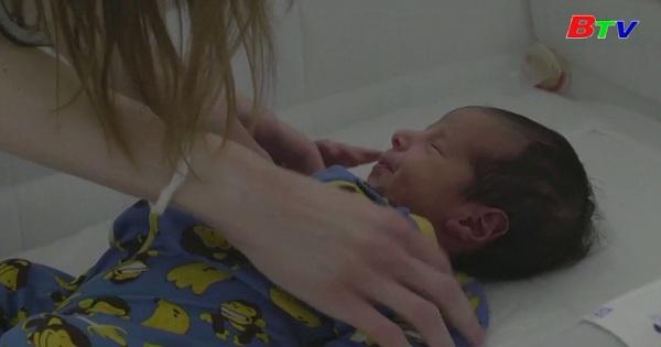 Lebanon - Câu chuyện kỳ diệu về một em bé ra đời  khi xảy ra vụ nổ ở thủ đô Beirut