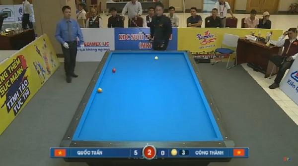 Trận đấu || Quốc Tuấn - Công Thành