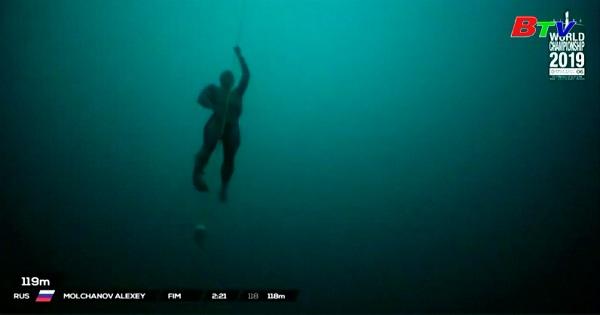Giải vô địch thế lặn tự do ở Pháp