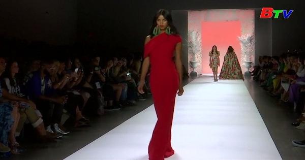 Ra mắt bộ sưu tập xuân hè 2020 của Badgley và Mischka tại Tuần lễ thời trang New York