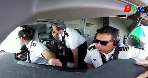 Ngắm những thắng cảnh của Úc từ máy bay