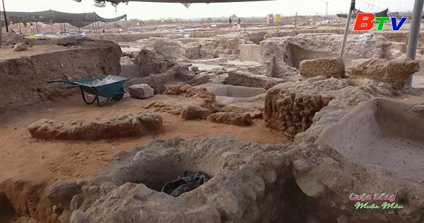 Khám phá  nhà máy rượu vang lớn nhất thời Đông La Mã