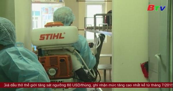 Bình Dương công bố dịch do Virus Zika tại 2 địa phương