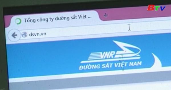 Cảnh báo các Website bán vé tàu giá cao