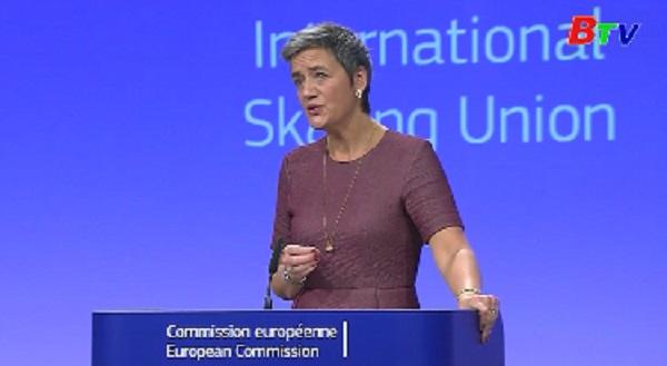 EU lo ngại về kế hoạch cải cách thuế của Mỹ