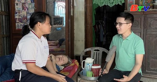 Thắp sáng ước mơ xanh - Em Ông Thị Ngọc Lam, lớp 10A2, trường THPT U Minh Thượng, huyện U Minh Thượng, tỉnh Kiên Giang