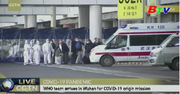 Chuyên gia WHO đến Trung Quốc điều tra về COVID-19