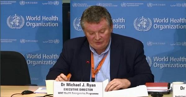 WHO: Tình hình lây lan COVID-19 ngoài Trung Quốc không nghiêm trọng