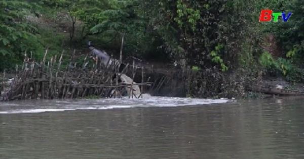 Chủ động kiểm soát an toàn nguồn nước trên lưu vực hệ thống sông Đồng Nai