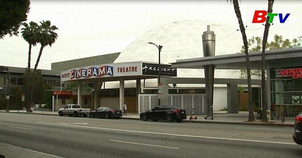 Rạp chiếu phim Cinerama Dome nổi tiếng ở Los Angeles tuyên bố đóng cửa vĩnh viễn do tác động của COVID-19