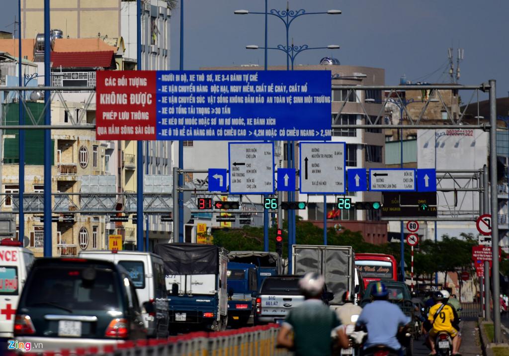 Bất cập hệ thống biển báo giao thông