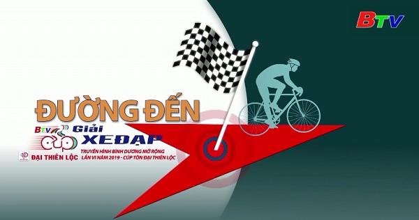Tổng quan chặng 2 Giải Xe đạp Truyền hình Bình Dương 2019