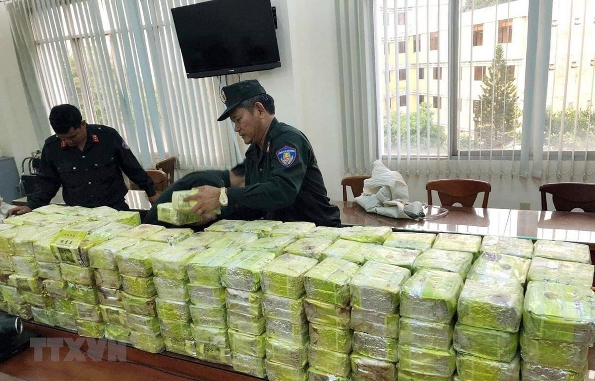 Nguy cơ Việt Nam thành điểm tập kết ma túy