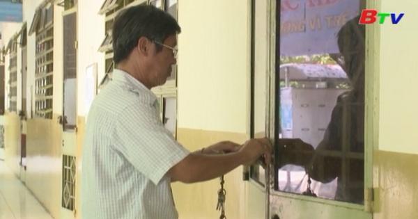Các địa phương hoàn tất công tác chuẩn bị kỳ thi THPT quốc gia 2017