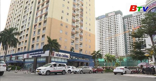Dĩ An sôi động thị trường căn hộ chung cư