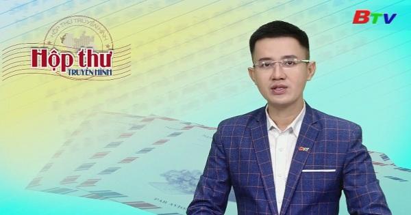 Hộp thư Truyền hình (Ngày 15/7/2019)