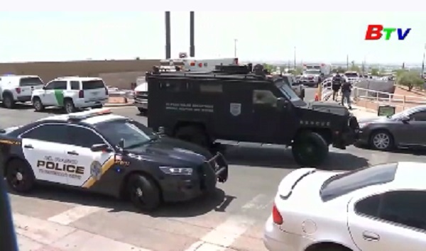 Mexico, Mỹ nhất trí trao đổi thông tin về vụ xả súng ở Texas