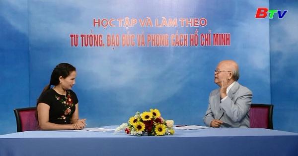 Bản lĩnh, khí phách Hồ Chí Minh