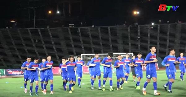 Tuyển Việt Nam tăng 4 bậc trên Bảng xếp hạng FIFA