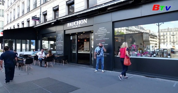 Pháp - Cửa hàng ẩm thực Fauchon gặp khó khăn vì covid-19