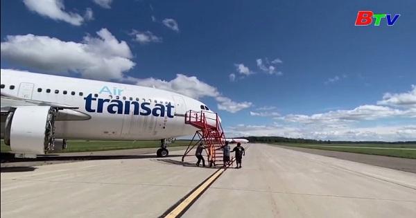 Hàng không ế ẩm - cơ hội của ngành công nghiệp tái chế  máy bay