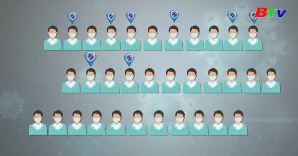 Độ bảo mật thông tin khi sử dụng Bluezone