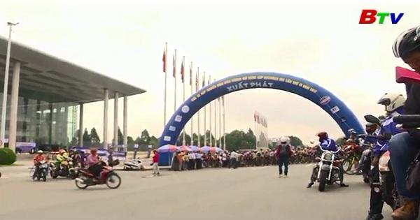 CLB xe đạp Thành phố Vinh và chặng đua