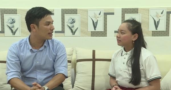 Giao lưu với thầy biên đạo Nguyễn Ái Quốc (Nhà thiếu nhi Khánh Hòa)
