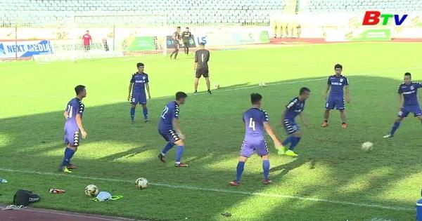 Trước trận chung kết Cúp Quốc gia 2018: Becamex Bình Dương - FLC Thanh Hóa