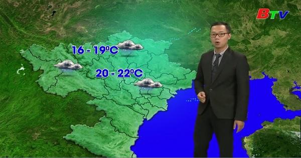 Bản tin Thời tiết (Ngày 14/10/2019)