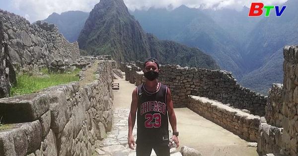 Peru - Người duy nhất được tham quan Machu  Pichu  sau 7 tháng