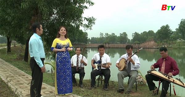 Doanh nhân hát tài tử cải lương