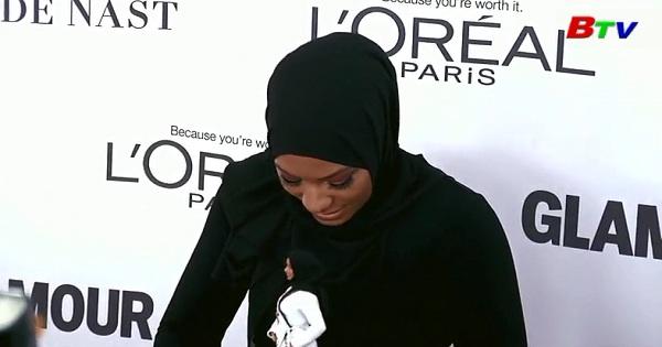 Mattel trình làng búp bê Barbie quấn khăn Hijab