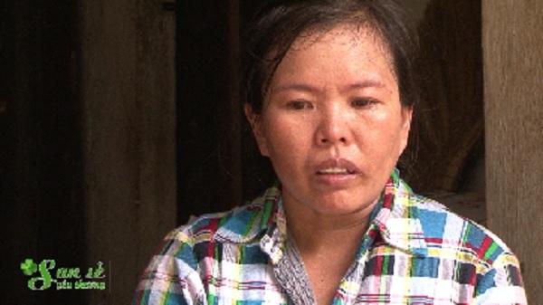 San Sẻ Yêu Thương - Hoàn cảnh chị Trần Thị Thu Hằng (Ấp Cây Cam, xã An Bình, Huyện Phú Giáo, Bình Dương)