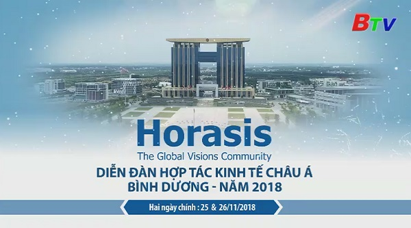 Horasis - Diễn đán Hợp tác Kinh tế Châu Á 2018