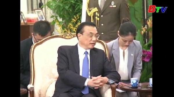 Singapore cam kết giúp thúc đẩy quan hệ Trung Quốc-ASEAN