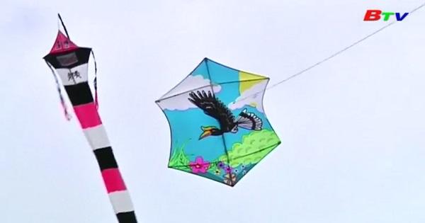Lễ hội diều quốc tế Derana đầy màu sắc