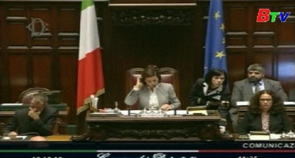 Chính phủ mới của Italy vượt qua cuộc bỏ phiếu tín nhiệm tại hạ viện