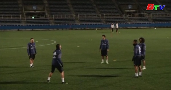 FIFA Club World Cup 2016: Trước trận Real Madrid  - Clup America