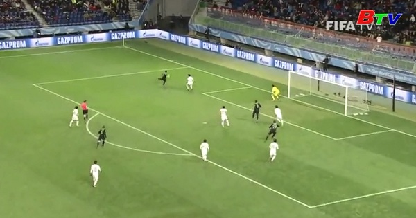 Kashima Antlers vào chung kết FIFA Club World Cup 2016